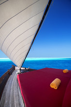 Sailing In Traditional Dhoni, ...
