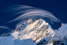 Piz Bernina And Biancograt, Sw...