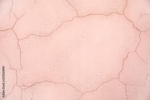 tekstura-rozowa-krakingowa-sciana