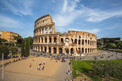 Foto auf Gartenposter Rom Rome