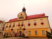Zary/Poland - 09.29.2018: Main...