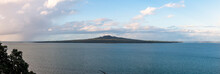 Rangitoto Island From North He...