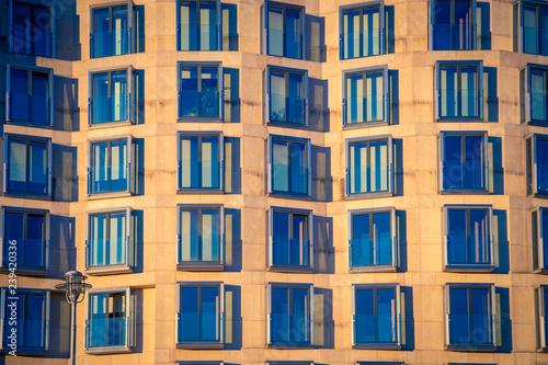 Photo  Facade of a building in Berlin