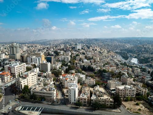 Fotografie, Obraz  Amman Jordan on a beautiful summer day