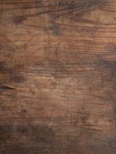Old Natural Wood Grunge Texture. Vintage Wooden Floor.