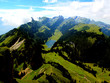 Swiss mountains - Alpstein.