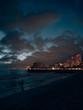 Waikiki, Hawaii at night