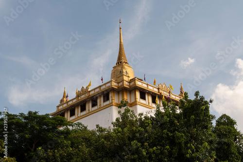 Photo Templo The Golden Mount, Bangkok