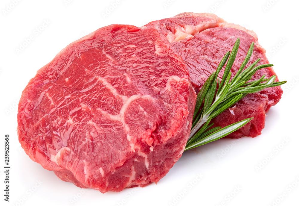 Fototapeta Fresh raw beef meat