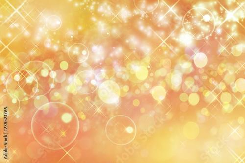 Fotografia  light, golden boke, christmas