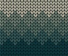 Seamless Gradient Knitting Pat...