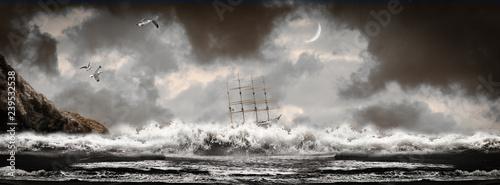 Foto op Plexiglas Onweer #1812856