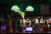 Irish Pub Inside. Photo Of The...