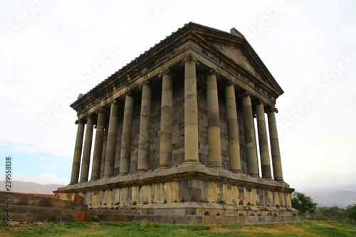 Foto  Tempel von Garni-Armenien