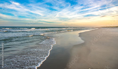 Fototapeta Ocean at Dawn obraz