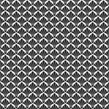 Seamless Art Deco Vector Pattern Background
