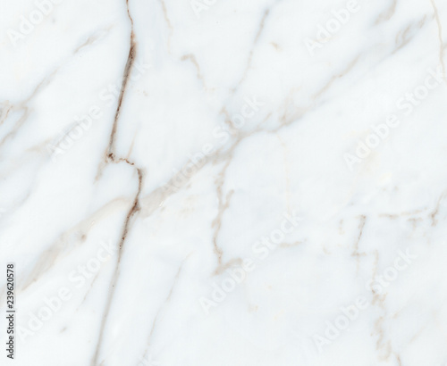 Stickers pour porte Marbre light grey natural marble texture design background