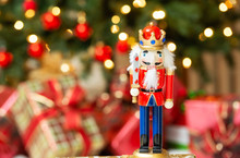 Christmas Nutcracker Figurine....