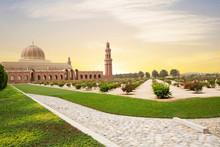 Muscat, Oman, Sultan Qaboos Gr...