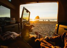 Car Camping On The Oregon Coast