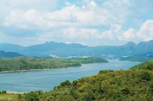 High Island Reservoir And Hong...