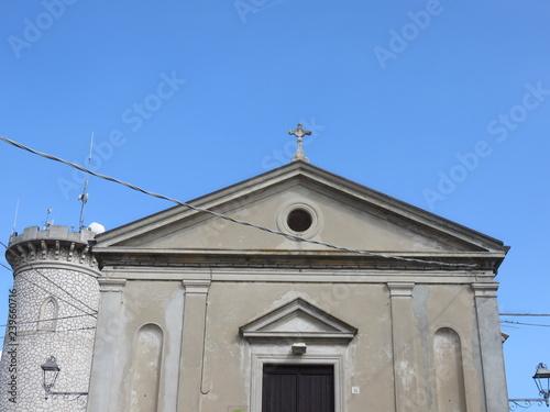Fotografie, Obraz  Antica chiesa