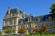 Leinwanddruck Bild Versailles, France - september 2 2018 : town hall