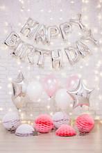 Birthday Party Decoration - Ha...