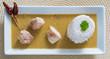 Gedämpfter Fisch in Kokosmilch - Gericht aus Kombodscha