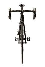 Road Bike Front View