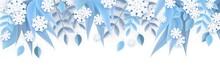 Vector Illustration Of Winter ...