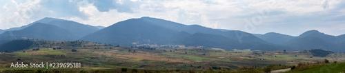 Fototapeta mountain in Ravnogor obraz na płótnie