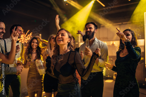 Photographie  Dancing the night away