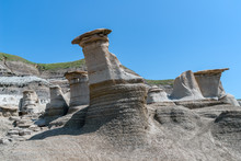 Hoodoos, A Geologic Formation ...