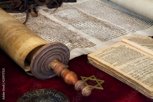 Torah Wallpaper Mural