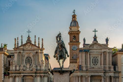 Photo  Piazza San Carlo