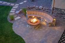 Amazing Backyard Fire Pit