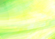 Yellow And Green Background. Vector Graphic Pattern