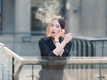 Portrait Of Beautiful Chinese ...