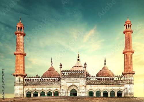 Fotografia  asfi mosque lucknow