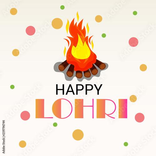 Fényképezés  Happy Lohri.