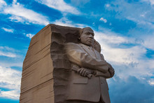 Martin Luther King Memorial In...