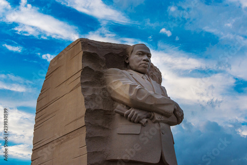 Fotografía Martin Luther King Memorial in Washington D.C.