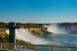 Niagara Falls view in Ontario from Canadian Side