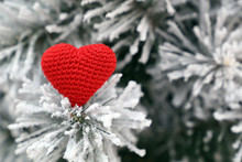 Love Heart And Merry Christmas...