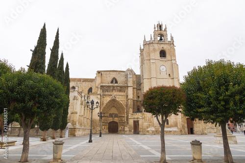 Catedral de Palencia en España