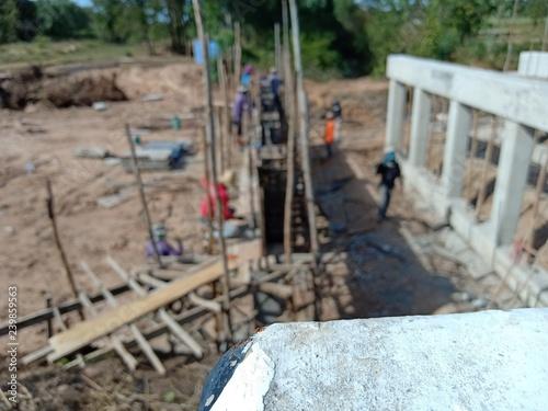 Aluminium Prints Africa new home construction work site