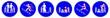 Leinwanddruck Bild - ssne24 SafetySignNewEscalator ssne - shas569 SignHealthAndSafety shas - german - Nicht laufen, auf Stufe / Balustrade sitzen, Nicht zu nah an der Seite stehen - (horizontally) escalator - 6zu1 g6886