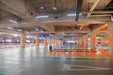 Airport Parking Building