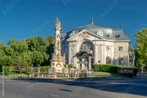 beautiful town in Hungary - Kecskemet